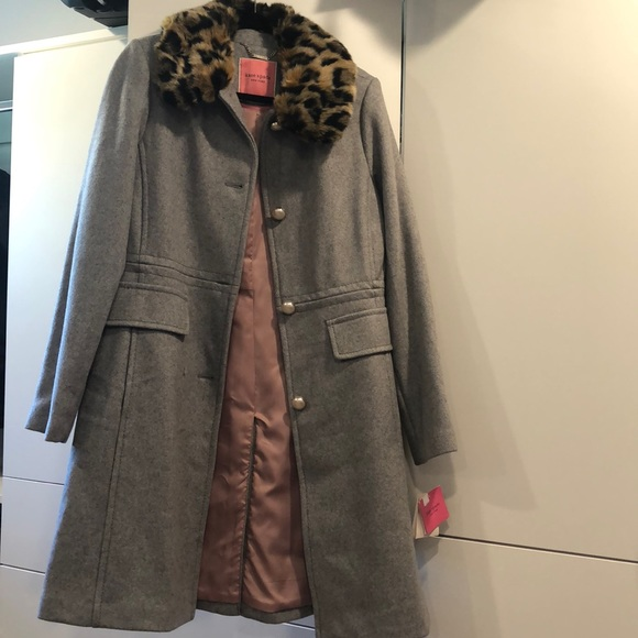 NWT Kate Spade wool coat. Size small